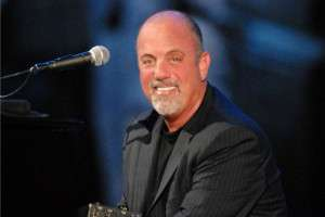 Billy Joel at the The Colosseum in Rome, Italy. (Photo by Kevin Mazur/WireImage)